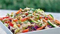 Salad - thực phẩm không hẳn hoàn toàn khỏe mạnh