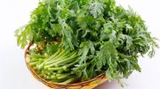 8 bài thuốc hay từ rau cải cúc (tần ô)