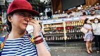 SOS: Phụ nữ Trung Quốc kéo nhau sang Hàn Quốc biểu tình vì phẫu thuật thẩm mỹ hỏng