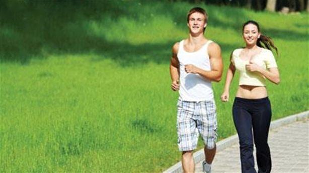 Sự thay đổi của cơ thể trong suốt 60 phút đi bộ