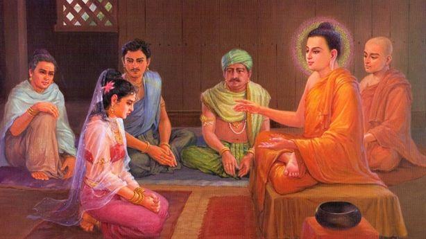 Lời Phật dạy về 7 hạng vợ ở đời