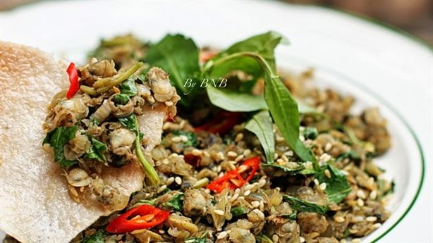 Những món ăn khoái khẩu chữa bệnh từ hến