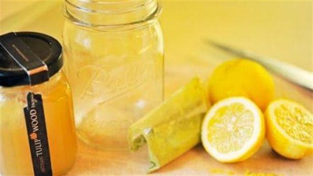 Bạn có thể trị cảm cúm, đau họng ngay lập tức chỉ bằng cách uống 1 ngụm trà vỏ chanh