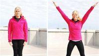 Bài tập 30 giây giúp tiêu hóa thức ăn nhanh, tránh tăng cân