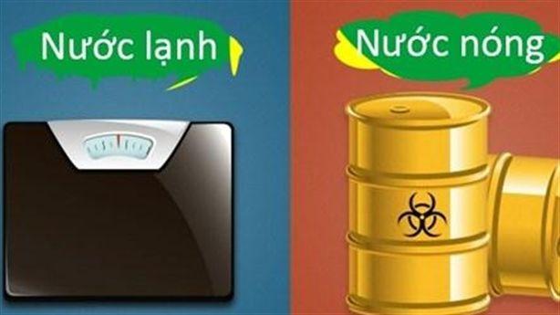Nhiều tác dụng hữu ích khác nhau của việc tắm nước lạnh và nước nóng