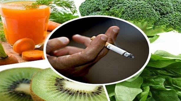 Loại bỏ ngay chất độc Nicotine từ thuốc lá ra khỏi cơ thể với 6 loại thực phẩm thông dụng sau