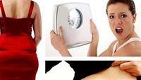 Những kiểu giảm cân quái dị