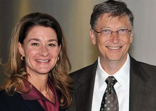 Bill Gates - Phụ nữ thích đi giày đế thấp là phụ nữ có trí tuệ cao