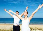Tập hít thở để có vòng 2 thon thả và săn chắc