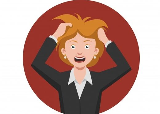 10 dấu hiệu cho thấy bạn đang căng thẳng, mệt mỏi