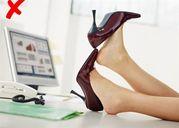 13 mẹo để bớt đau chân khi phải đi GIÀY CAO GÓT cả ngày