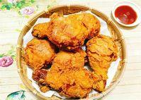 3 bước đơn giản có ngay món gà rán KFC giòn tan đậm vị