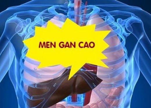 MEN GAN CAO – Dấu hiệu của nhiều căn bệnh nguy hiểm