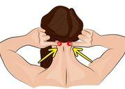 Đau đầu đừng vội uống thuốc, hãy bấm huyệt hoặc massage những điểm sau