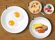 Áp dụng chế độ ăn này giúp bạn xóa nếp nhăn và giảm cân hiệu quả