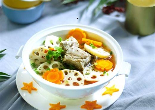 Món ăn, bài thuốc từ củ sen giúp lưu thông khí huyết, tốt cho người huyết áp cao