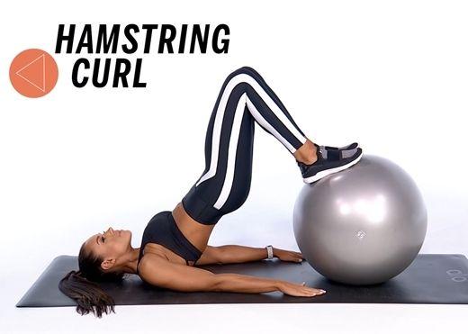5 bài tập với bóng giúp nhóm cơ bụng chắc khỏe
