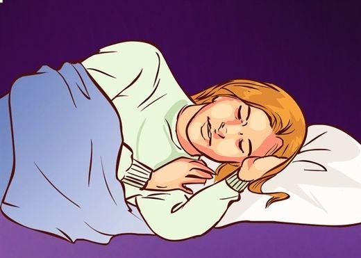 Lựa chọn sai tư thế ngủ và những tác hại kèm theo