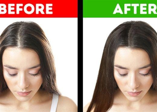 9 cách làm tóc dày đơn giản và tiết kiệm mà bạn có thể vô tư thử ngay tại nhà