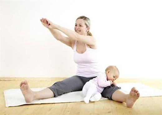 Giảm cân sau sinh không còn khó như chị em vẫn nghĩ với 10 bí quyết này