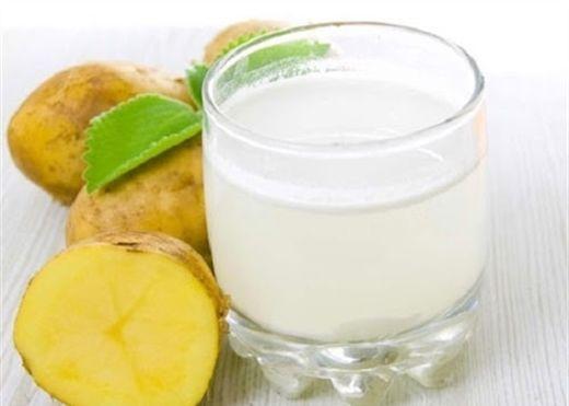 Nước ép khoai tây cùng với những lợi ích cho sức khỏe không phải ai cũng biết