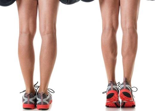Những động tác đơn giản giúp bạn có được đôi chân hoàn hảo