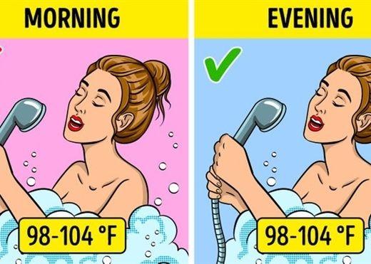 12 điều tốt hơn hết là nên làm vào buổi tối thay vì buổi sáng