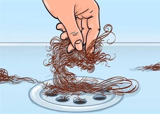 Bí quyết đơn giản đặc biệt dành cho các chị em đang khốn khổ vì rụng tóc