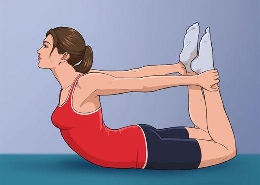 10 tư thế yoga giúp cải thiện tình trạng đau mỏi lưng
