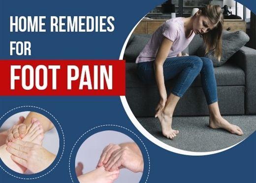 Biện pháp đơn giản có thể thực hiện tại nhà giúp đánh bay chứng đau chân