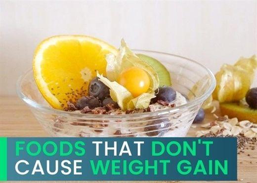 Đây là những thực phẩm giúp bạn no lâu mà không phải lo lắng về việc tăng cân