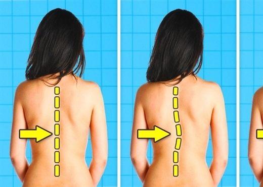 8 hoạt động quen thuộc hàng ngày nhưng lại có khả năng gây hại cho cột sống