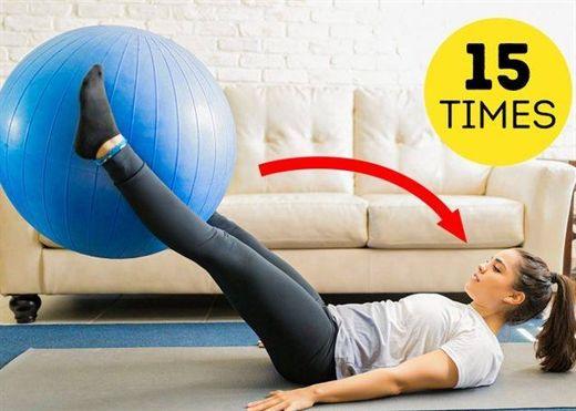 11  bài tập giúp bạn giảm mỡ bụng nhanh chóng chỉ với 10 phút mỗi ngày.