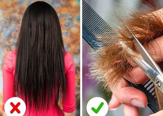 10 thói quen hàng ngày thường bị ngó lơ nhưng lại khiến tóc dần mỏng đi