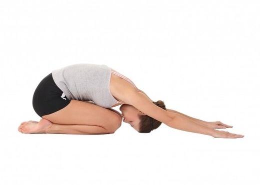 6 tư thế yoga giúp bạn có được giấc ngủ thư thái vào ban đêm