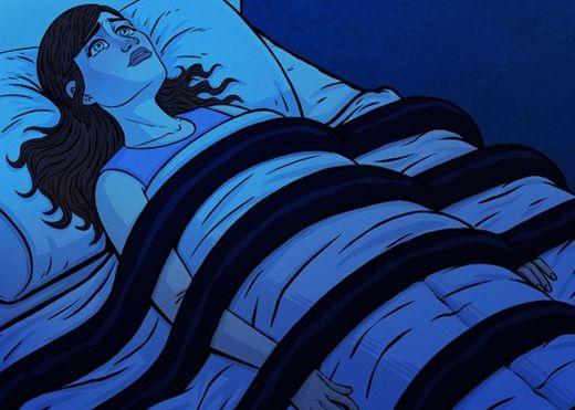 Giải mã những điều kỳ bí xung quanh hiện tượng bóng đè hay còn gọi là chứng tê liệt khi ngủ