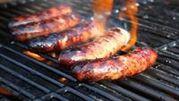 Khói nướng thịt gây ung thư gấp 400 lần