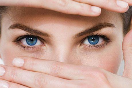 5 bài tập để cho đôi mắt khỏe đẹp