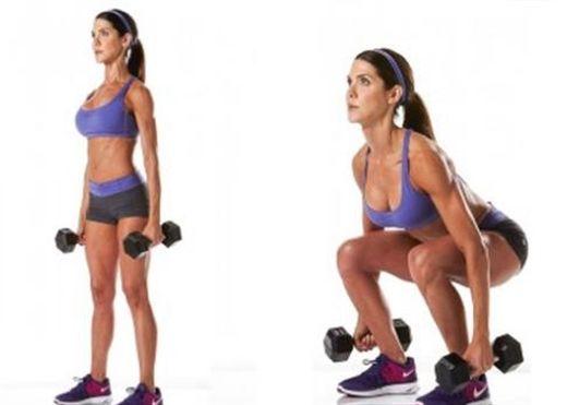4 bài tập kỳ diệu giảm mỡ cánh tay