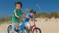 5 điều cần biết khi con bắt đầu tập đi xe đạp