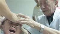 Chương trình châm tê do Giáo sư Nguyễn Tài Thu thực hiện