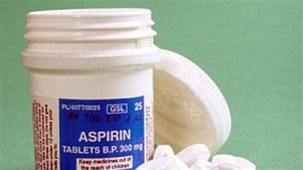 Aspirin 'giết' hàng trăm người mỗi năm