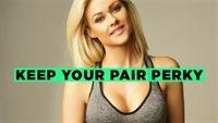 5 thói quen hàng ngày khiến ngực chảy xệ