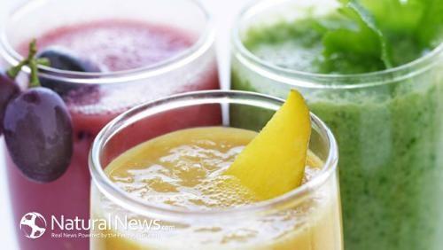 5 công thức nước ép phòng chống ung thư hiệu quả