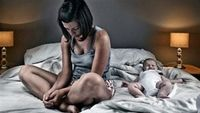 Trầm cảm sau sinh có thể bắt đầu ngay từ khi mang thai