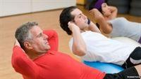 Tập thể dục làm giảm nguy cơ ung thư ở đàn ông