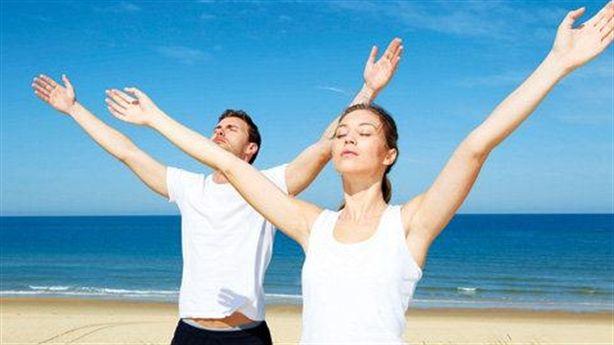 Sống khỏe hơn bằng 4 bước tập thở mỗi ngày
