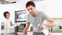 Những thói quen tốt cho nhà bếp