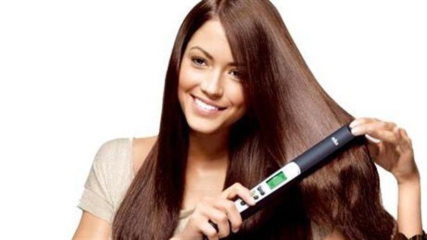 Mẹo dùng các dụng cụ làm tóc tại nhà