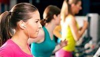 Nghe nhạc giúp bạn tập luyện hiệu quả hơn